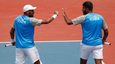 Asian Games 2018: Rohan Bopanna, Divij Sharan tick the box
