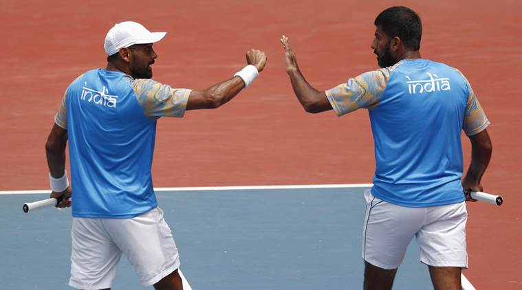 rohan bopanna asian games