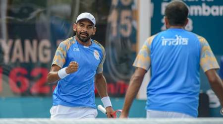 Asian Games 2018 Live Streaming Day 6 Live Score and Updates: Bopanna-Sharan win first set in gold-medal match