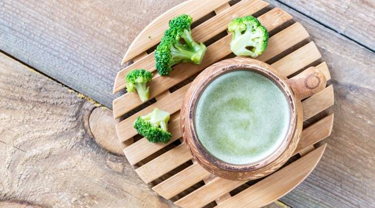 Broccoli, Broccoli coffee, Broccoli latte, Broccolatte, Broccoli powder, mushroom coffee, food trends, coffee trends, Broccoli soup, Broccoli drinks, Broccoli smoothies, indian express, indian express news