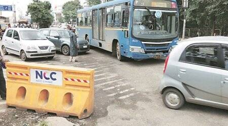 Nigdi-Dapodi: Third BRTS comes with chaotic traffic, confused agencies, hassledcommuters