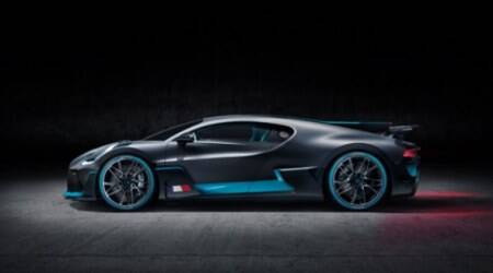 Bugatti's limited series edition 'Divo' sold out in a day