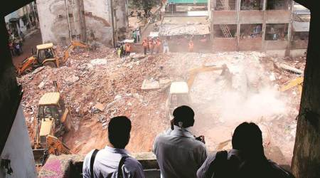 Odhav Building Collapse: 1 dead, AMC to now review safety of all 84 nearby residential blocks