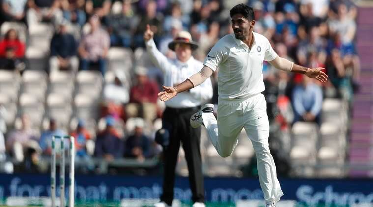 india vs england jasprit bumrah
