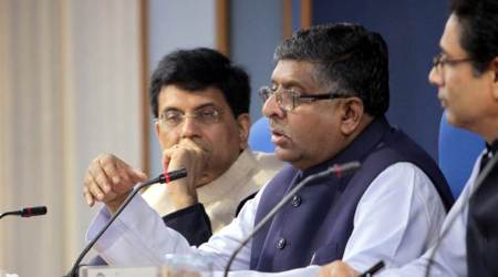 Ravi Shankar Prasad targets Congress on triple talaq Bill
