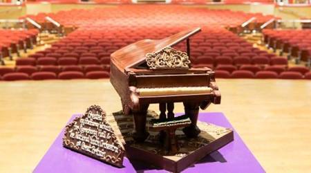 cabdury chocolate piano