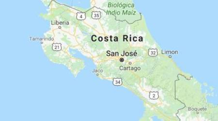 Costa Rica: 6.1 quake shakes near Panama; no major damage