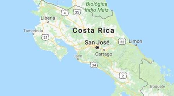 6.1 quake shakes Costa Rica near Panama; no major damage
