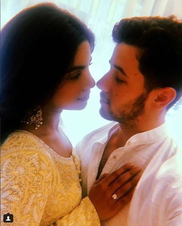 priyanka chopra with nick jonas on instagram