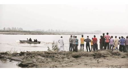Swimming amid rapid current, four students drown in Yamuna