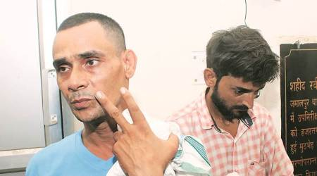 Lucknow: Two held in city's VIP area robberycase