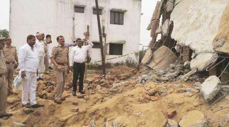 Mainpuri: 14-year-old, her sister killed in house collapse