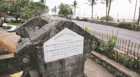 Popular as Bandra Bandstand, famous stretch's official name is Byramjee Jeejeebhoy Road