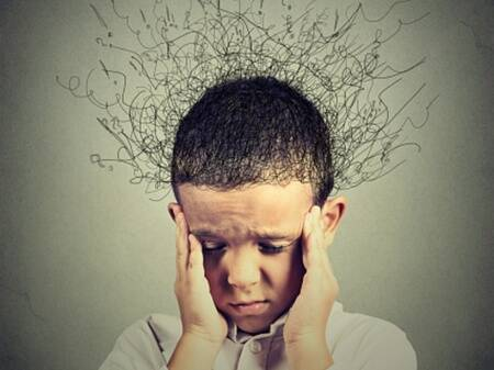 5 signs of anxiety in children and how to deal with it