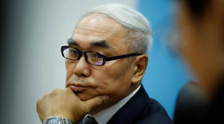 China envoy says no accurate figure on Uighurs fighting inSyria