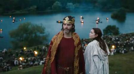 chris pine in outlaw king