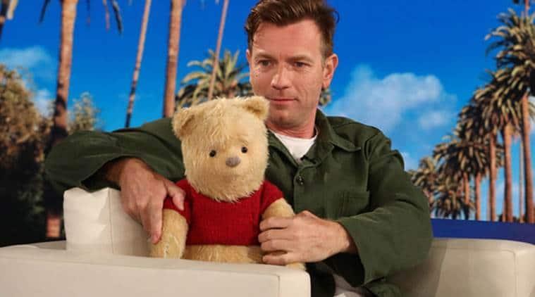 Christopher Robin actor Ewan McGregor: I had a bear like Winnie the Pooh