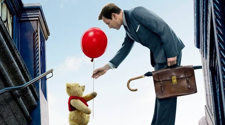 Christopher Robin Winnie the Pooh