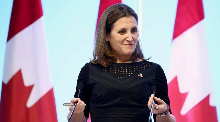 Canada takes first step toward ratifying new North American trade deal