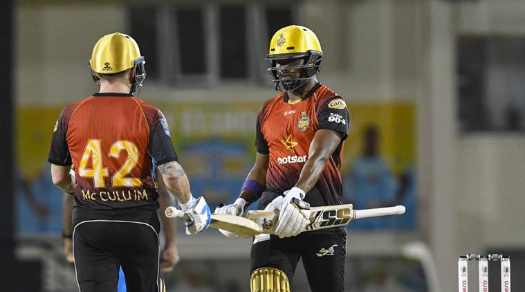 CPL 2018: In record-matching sixes feast, Trinbago Knight Riders