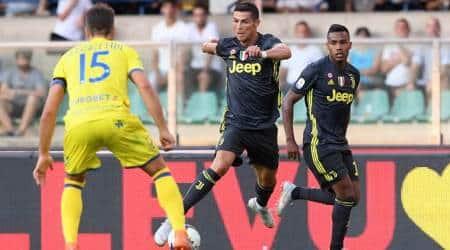 Juventus coach Massimilano Allegri impressed by Cristiano Ronaldo'sdebut