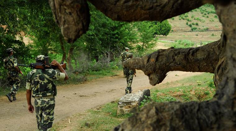 chhattisgarh, chhattisgarh naxal encounter, naxals killed in encounter, naxal encounter, chhattisgarh encounter, chhattisgarh news, indian express
