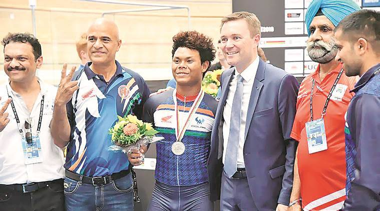 From Andamans, 17-year-old Esow Alben cycles to world number two