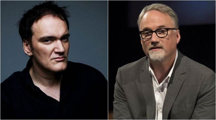 david fincher and quentin tarantino