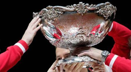 British tennis body to vote against controversial Davis Cup reform