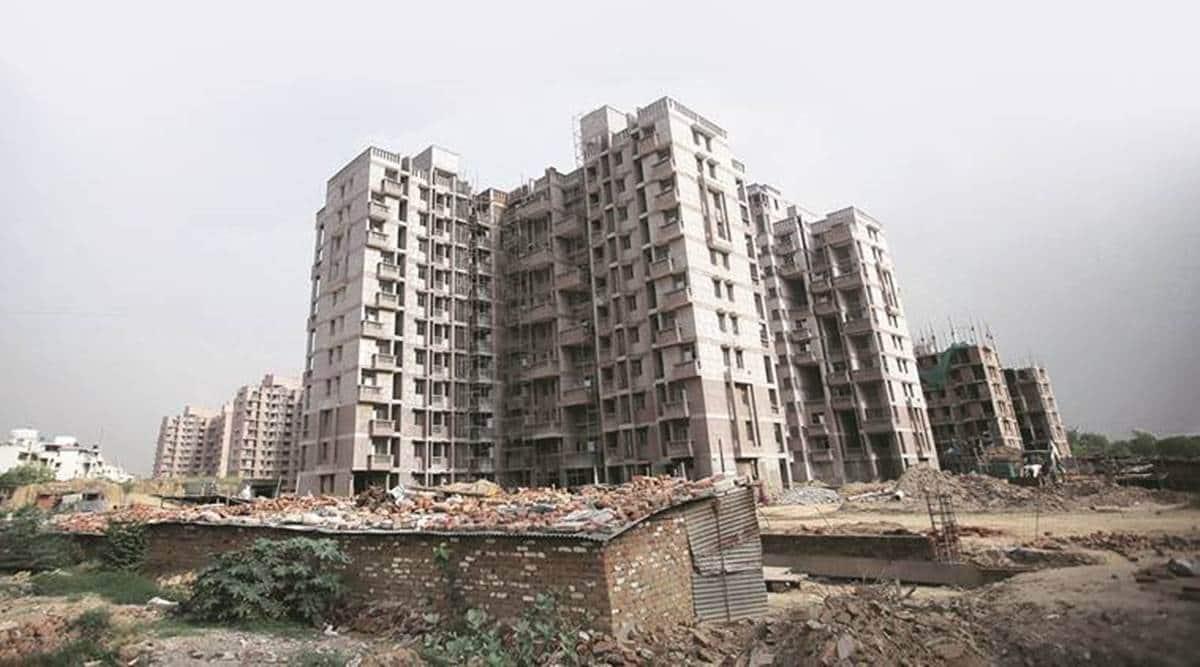 delhi properties tax SDMC, SDMC policy properties, south delhi properties, delhi unauthorised colonies, delhi city news, delhi news, indian express news