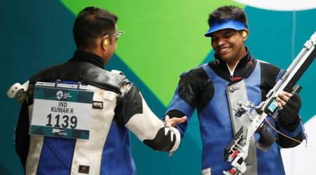 Asian Games 2018 Day 2 Live updates Live streaming: Deepak Kumar wins silver medal, Apurvi Chandela misses; shuttlers lose to Japan