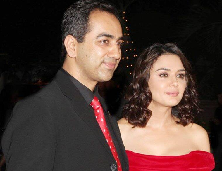Deepankar brother Preity Zinta