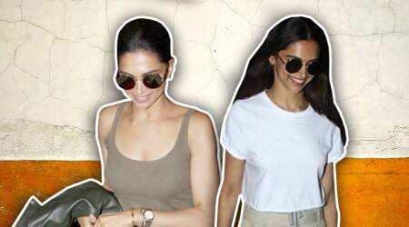 Learn from Deepika Padukone on how to work basics to look like a million dollars