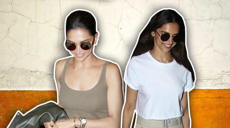 Deepika Padukone, Deepika Padukone fashion, Deepika Padukone airport looks, Deepika Padukone updates, Deepika Padukone latest pics, Deepika Padukone latest news, celeb fashion, bollywood fashion, indian express, indian express news