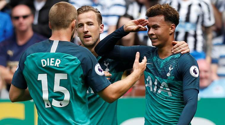 Eric Dier ruled out until 2019 after having appendix removed