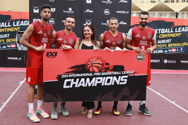 3x3 Pro Basketball League
