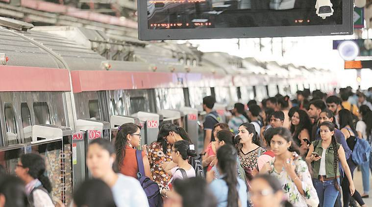 Since 2013, 99% of Delhi Metro trips have been on time
