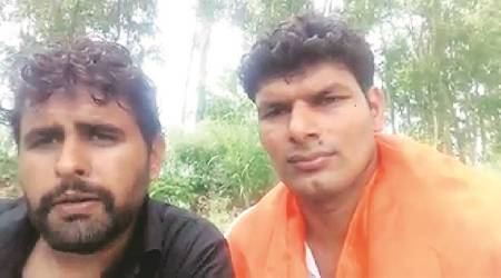 Umar Khalid attacker wanted to become a wrestler, ended up as bouncerinstead