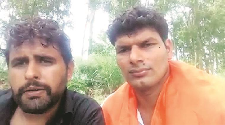 Umar Khalid attacker wanted to become a wrestler, ended up as bouncer instead