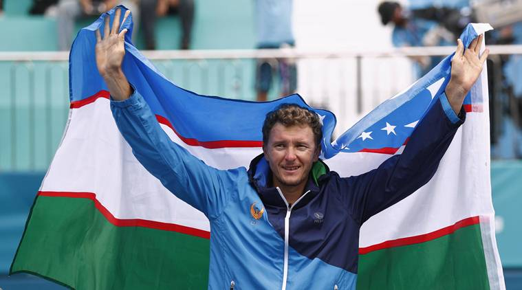 Asian Games 2018: Gold medal secures Denis Istomin's spot in Tokyo Olympics