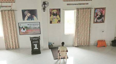 Dera chief Ram Rahim's presence still looms large at 'Naam Charcha Ghar'
