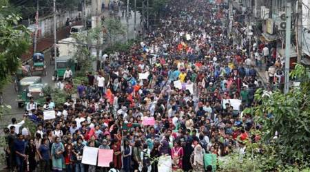 Ruling Awami League must see that students' protests reflected deep discontents