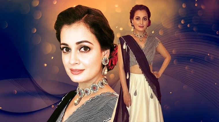 Dia Mirza, Dia Mirza fashion, Dia Mirza bollywood, Dia Mirza style file
