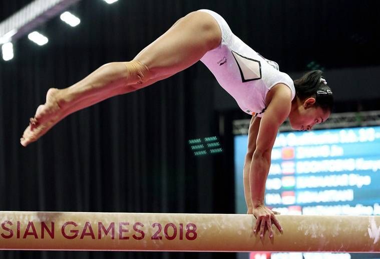 dipa karmakar 759 - Asian Games Gymnastics 2018