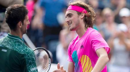 Novak Djokovic stunned by Greek teen Stefanos Tsitsipas in Toronto third round
