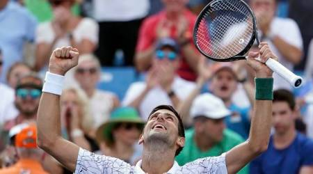 Novak Djokovic into Cincinnati final, Roger Federer in his way again