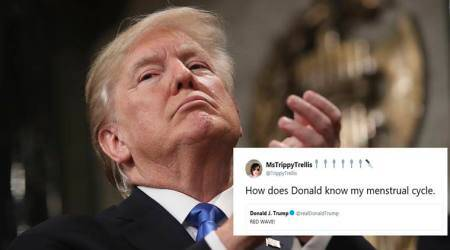 Donald Trump's cryptic tweets spark meme fest on Twitter
