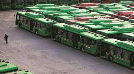 Delhi buses, cctv in delhi buses, cctv cameras in delhi buses, delhi govt, AAP, gps in delhi buses, DTC