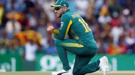South Africa's Faf du Plessis ruled out of remaining Sri Lanka tour