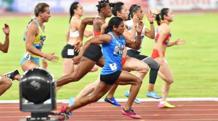 Asian Games 2018: Silver medallist Dutee Chand awarded Rs 1.5 crore by Odisha government